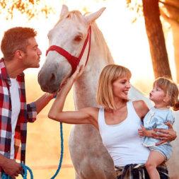 Pferdehaftpflichtversicherung Familie
